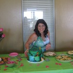 The AWESOME at my shower